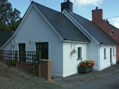 My present cottage in Wales