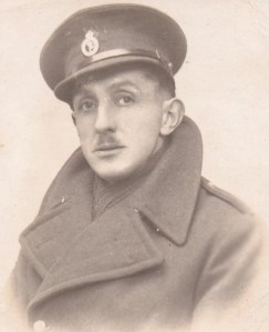 My father during WW2