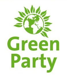Capture Green Party logo