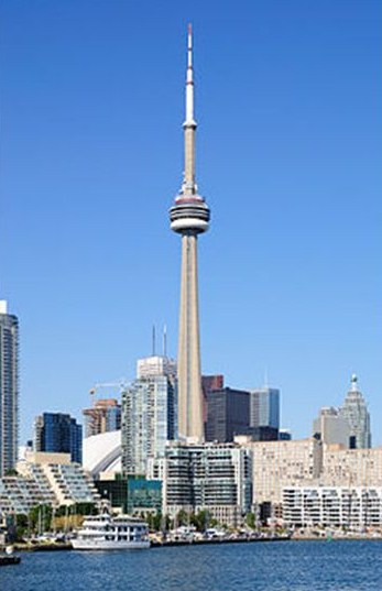 Capture CN Tower