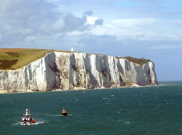 Capture White Cliffs of Dover
