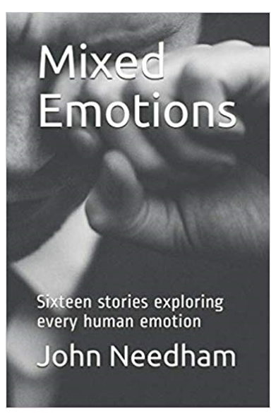 Snip of Mixed Emotions paperback cover